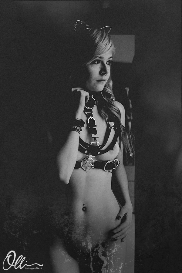 Model: Eileen Exotic / Fotograf: Oliver Kühnle