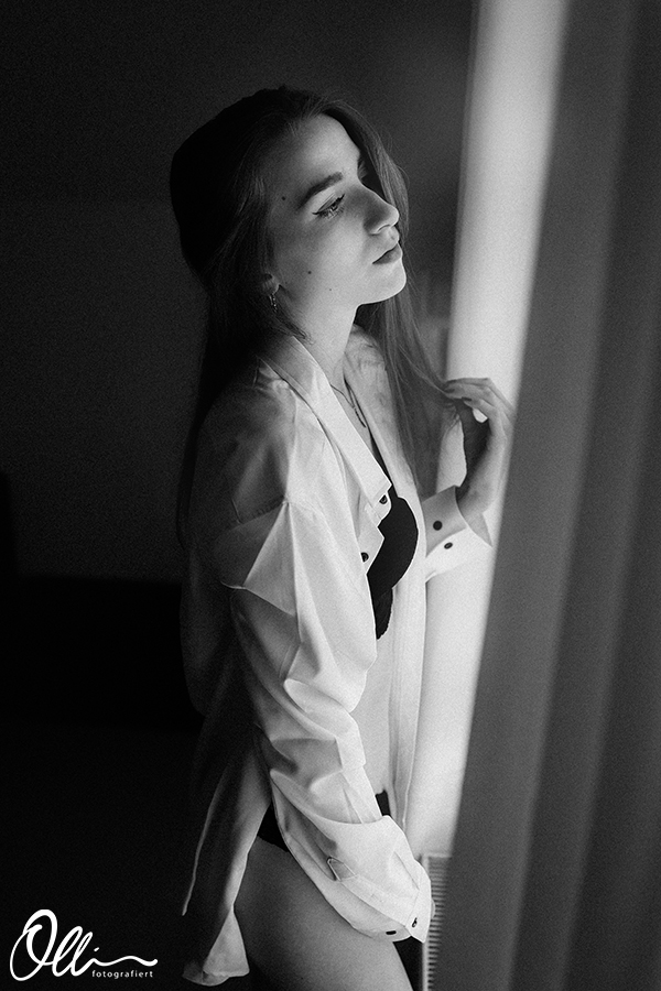 Model: Eva Rebekka / Fotograf: Oliver Kühnle