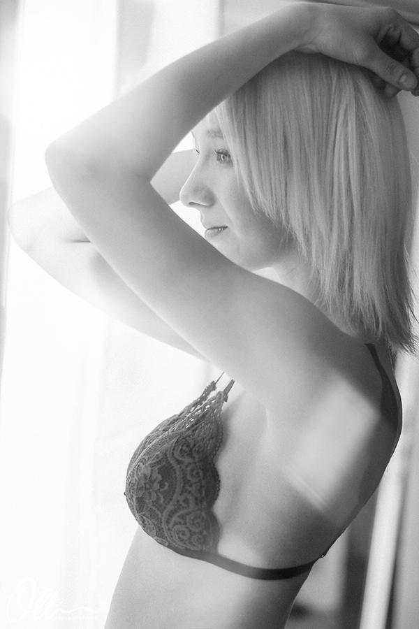 Model: Anni / Fotograf: Oliver Kühnle