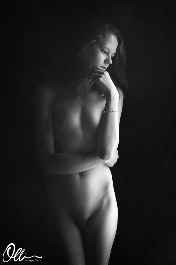 Model: Sarah / Fotograf: Oliver Kühnle